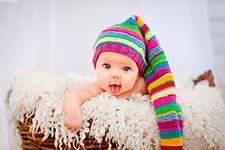 Домашняя фотосессия младенцев в Харькове