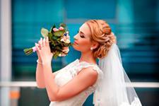 Свадебные фото: выбор наряда